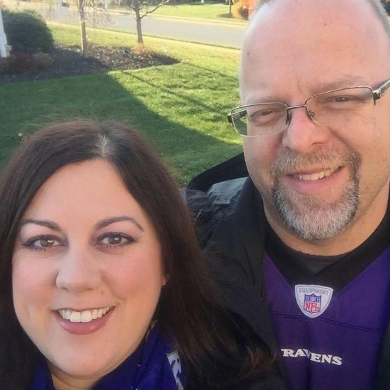 Adoptive Family - Greg & Katie