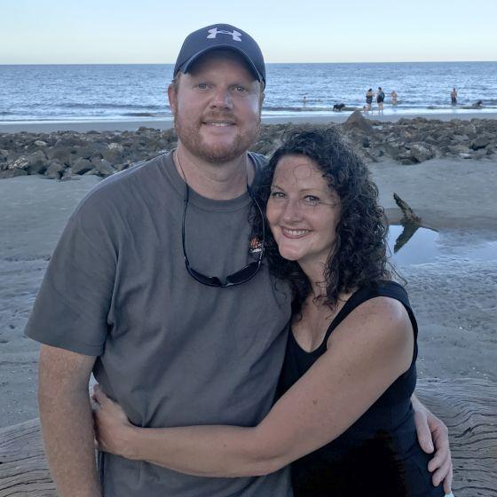 Adoptive Family - Tony & Anita