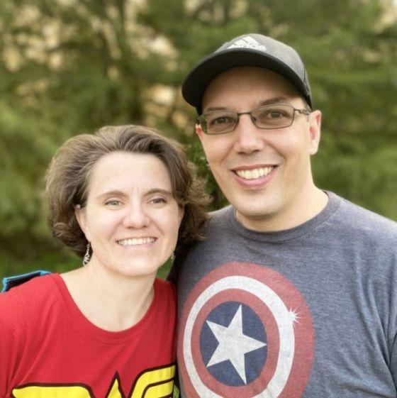Adoptive Family - Jed & Janece