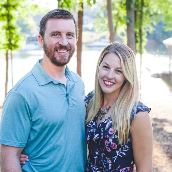 Adoptive Family - Peter & Laura