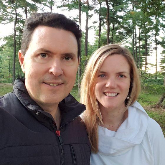 Adoptive Family - Brian & Christine