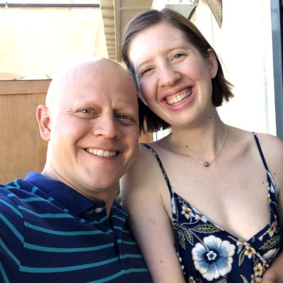 Adoptive Family - David & Whitney