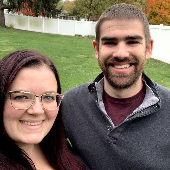Adoptive Family - Jadon & Brittany