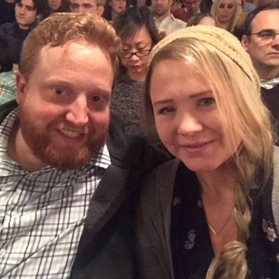Adoptive Family - Andrew & Amy