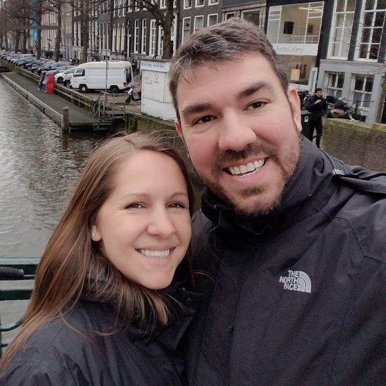 Adoptive Family - Bryan & Michelle
