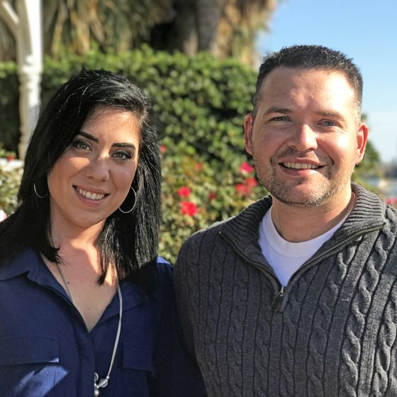 Adoptive Family - Fritz  & Ashley