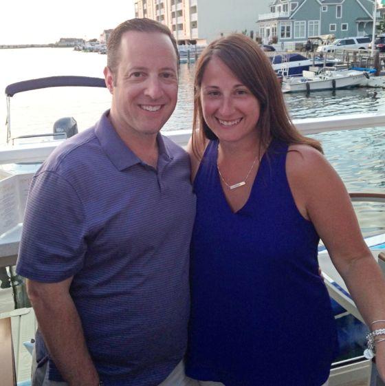 Adoptive Family - Scott & Jennifer