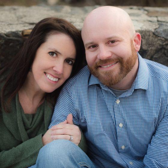 Adoptive Family - Dave & Anne