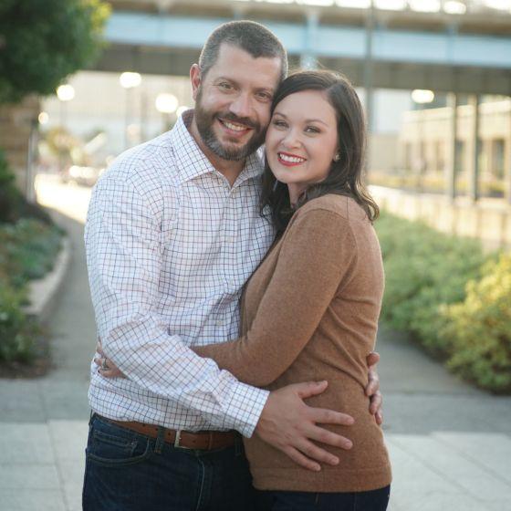 Adoptive Family - Jason & Ashley