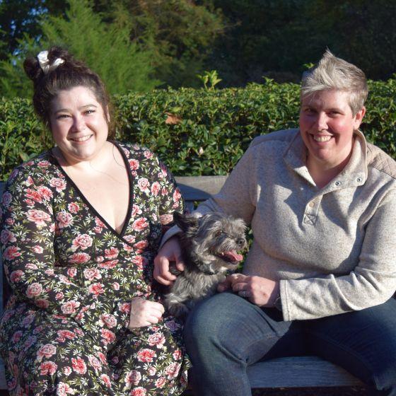 Adoptive Family - Gina & Kristi