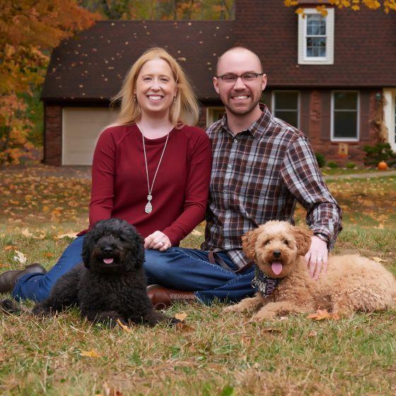Adoptive Family - Greg & Heather