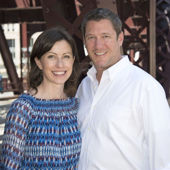 Adoptive Family - Kevin & Stephanie