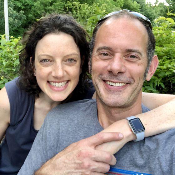 Adoptive Family - Eric & Amy