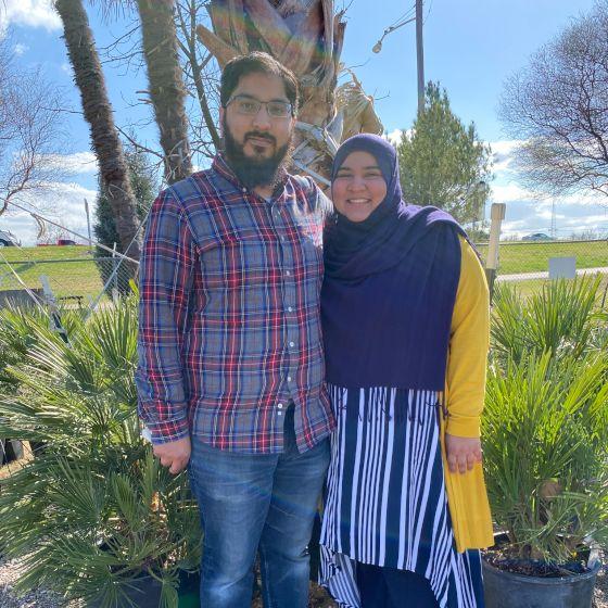 Adoptive Family - Sohaib & Asna