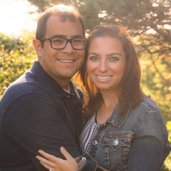 Adoptive Family - Matt & Brittany