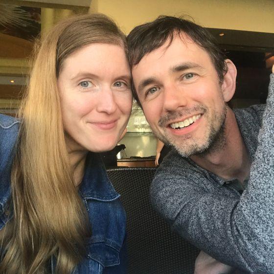 Adoptive Family - Morgan & Meghan