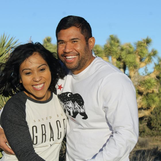 Adoptive Family - Elijah & Veronica