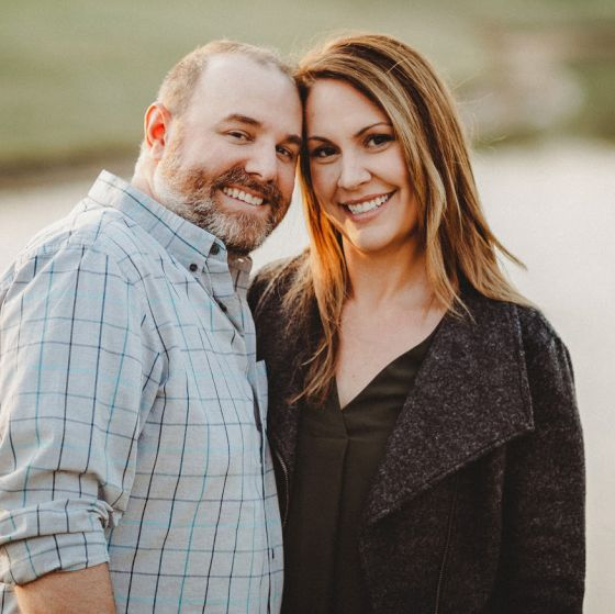 Adoptive Family - Justin & Erin