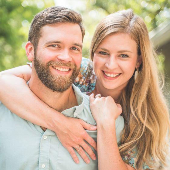 Adoptive Family - Jordan & Bethany
