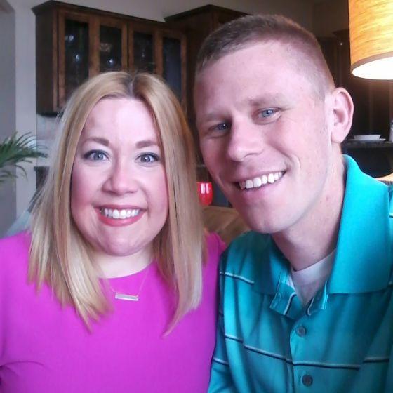 Adoptive Family - RJ & Carrie