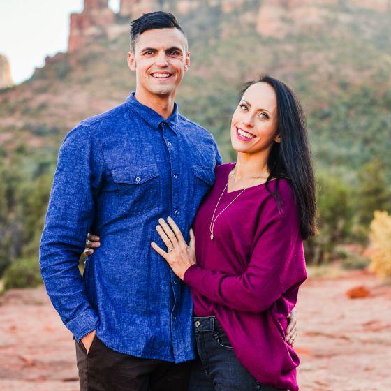 Adoptive Family - Brad & Caitlin