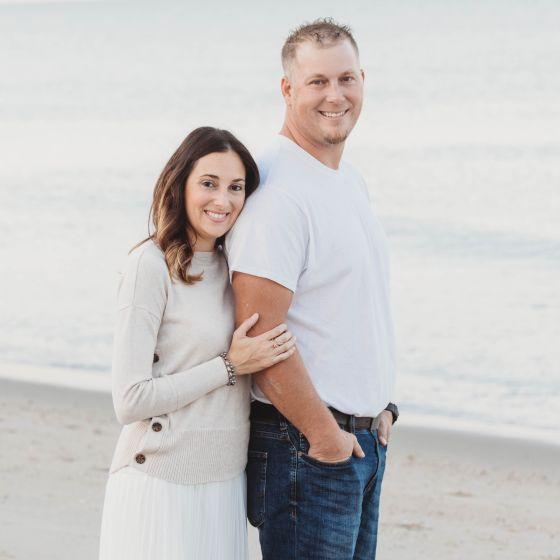 Adoptive Family - Cory & Angel