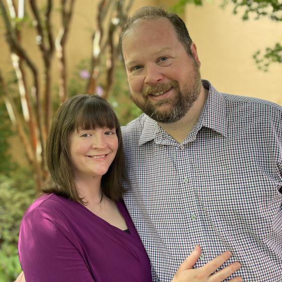 Adoptive Family - Stephen & Melissa