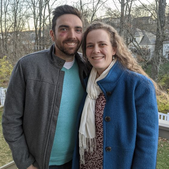 Adoptive Family - Tim & Becky