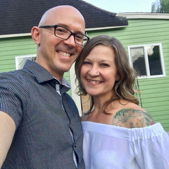 Adoptive Family - Jared & Erika