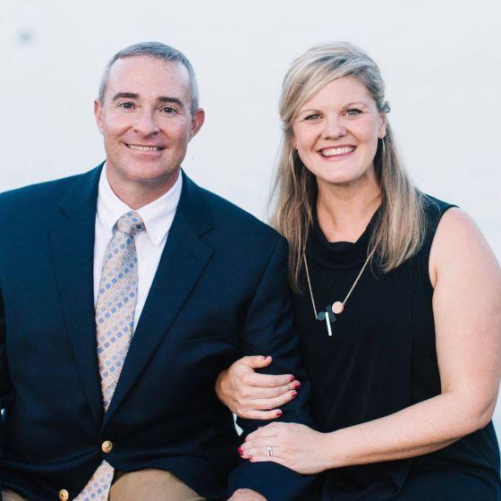Adoptive Family - David & Amanda