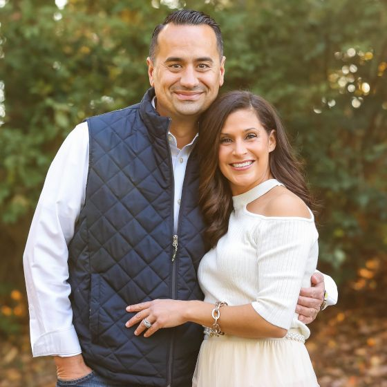 Adoptive Family - Jason & Amanda