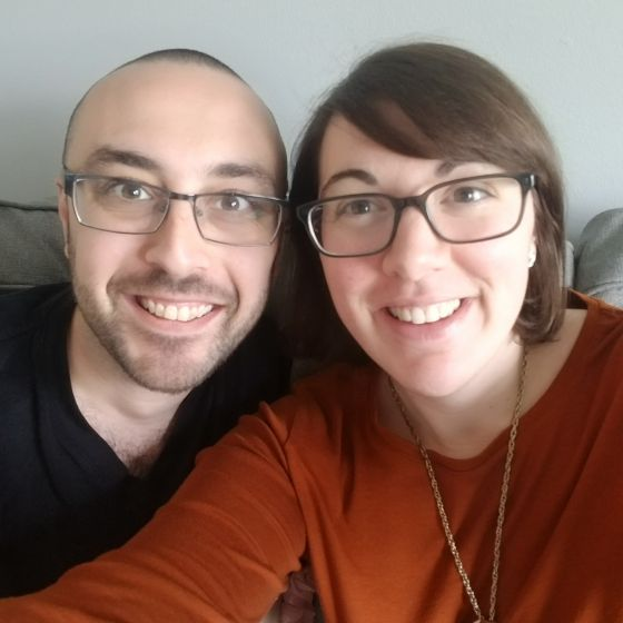 Adoptive Family - Kevin & Amy