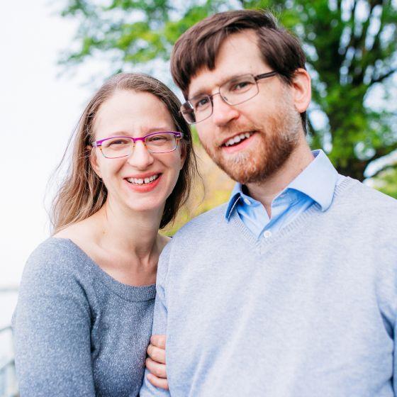 Adoptive Family - Hank & Melissa