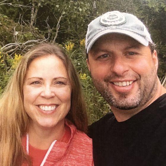 Adoptive Family - Mike & Tina