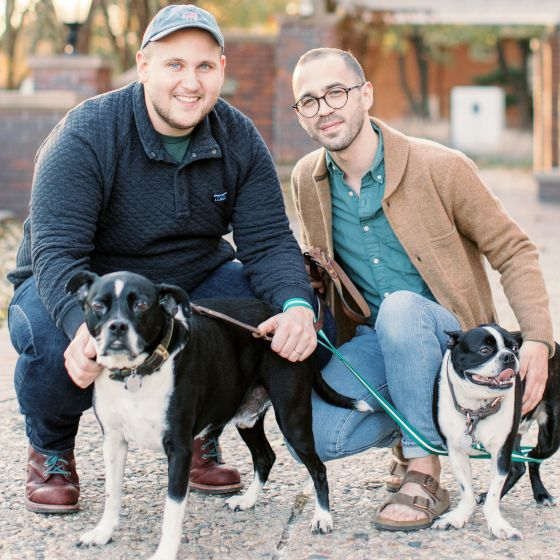 Adoptive Family - Jordan & Nathan