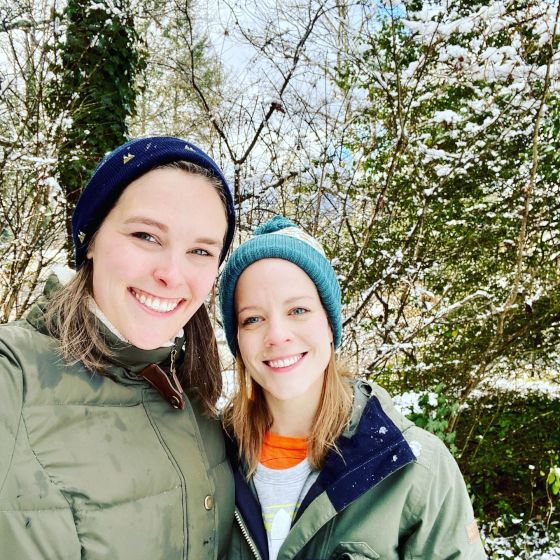 Adoptive Family - Kristin & Laura