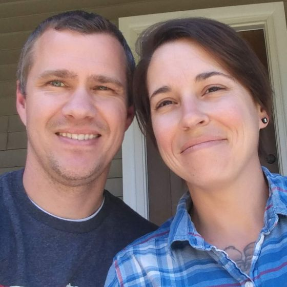 Adoptive Family - Jeremy & Jamie