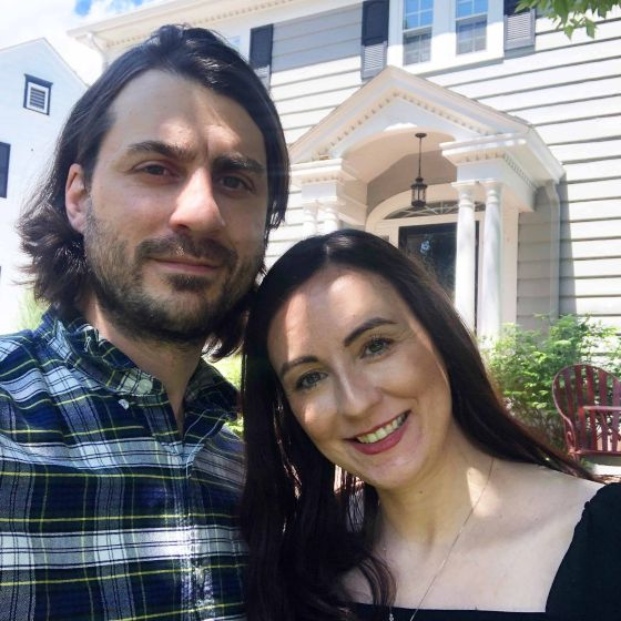 Adoptive Family - Luke & Gina