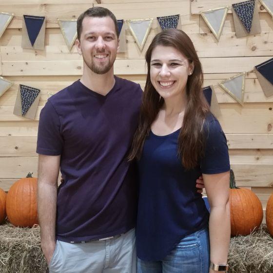 Adoptive Family - Luke & Katie