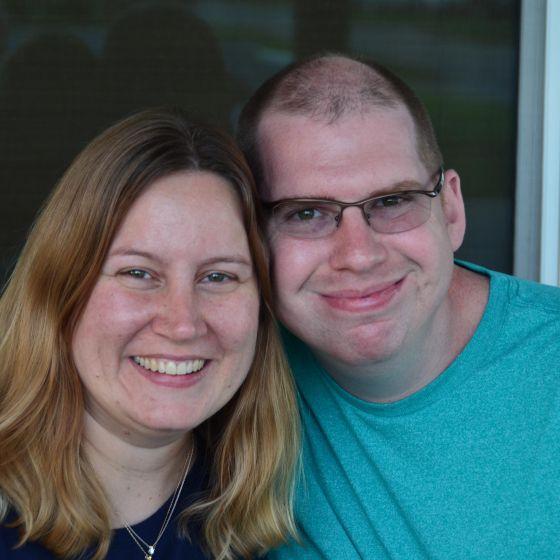 Adoptive Family - Pat & Deidre