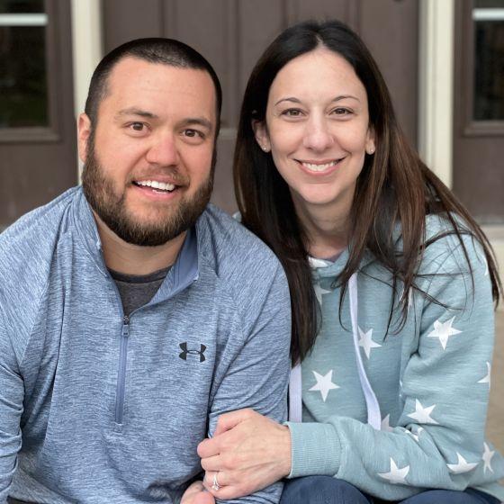 Adoptive Family - Greg & Marissa