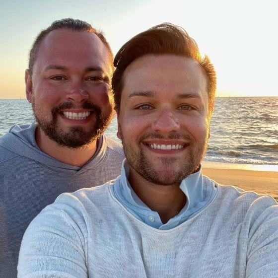 Adoptive Family - Gene & Pete