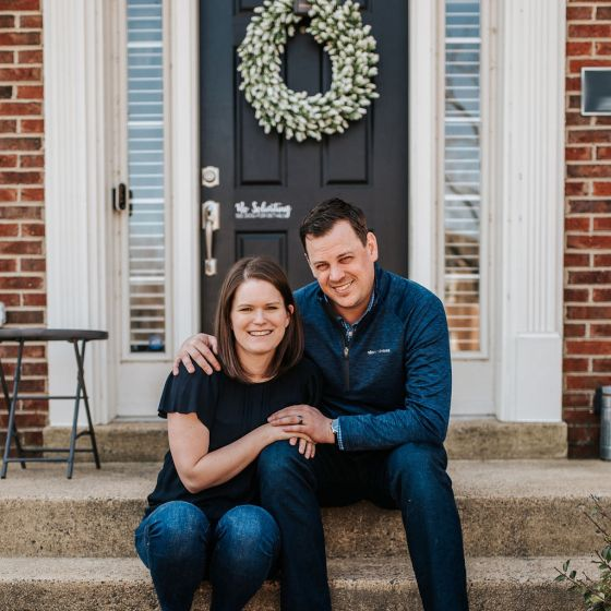 Adoptive Family - Derek  & Sarah