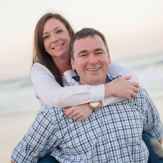 Adoptive Family - Jonathan & Kate