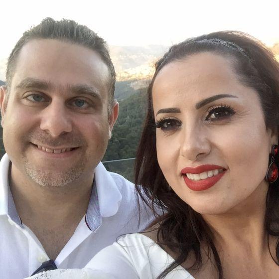 Adoptive Family - Tony & Renee