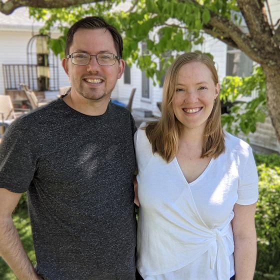 Adoptive Family - Jonathan & Allie