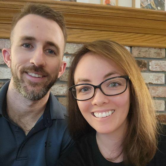 Adoptive Family - Kevin & Meghann