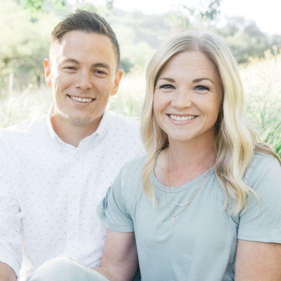 Adoptive Family - James & Megan