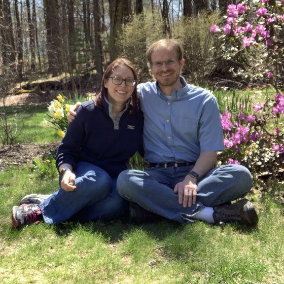 Adoptive Family - David & Aly