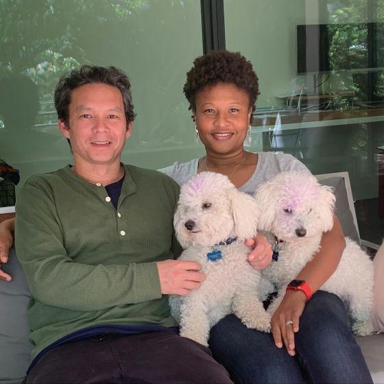 Adoptive Family - Koji & Nicole